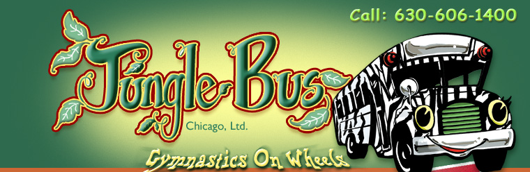 JungleBus Chicago - Gymnastics On Wheels